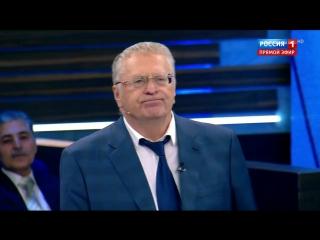 Жириновский_ Порошенко наркоман! Довел Украину до позора!