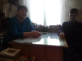 Интервью с библиотекарем поселка Гремячий Миньковой Ольгой Григорьевной