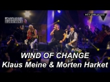 Scorpions With Morten Harket - Wind Of Change (Live)