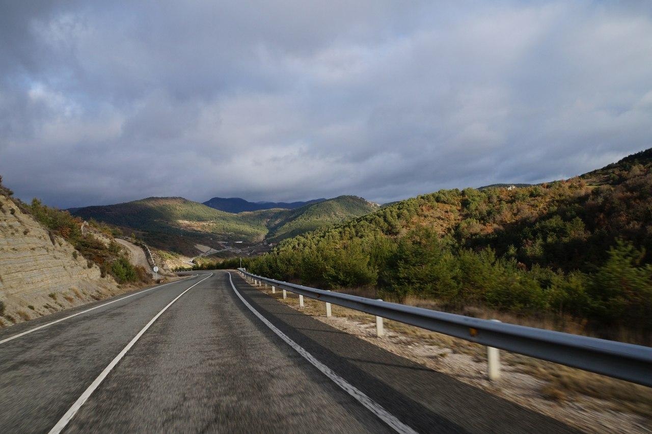 Ронсевальское ущелье - гордость и позор Испании