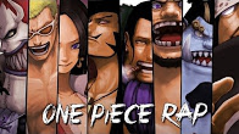 "Аниме Рэп про Шичибукаев из ""Ван Пис"" ¦ AMV One Piece Shichibukai Rap"