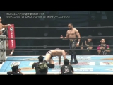 IWGP Junior Heavyweight Tag Team Title Match:The Young Bucks(c) vs Roppongi Vice vs reDRagon(Dominion-05.07.2015)