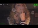Vape tricks_girl