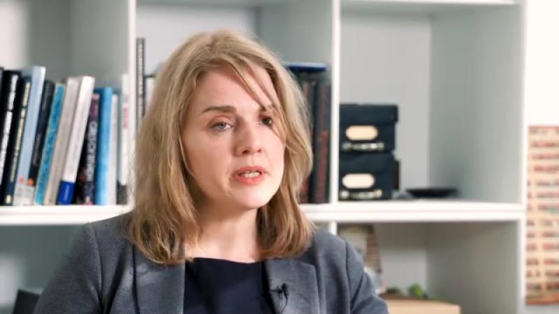 Анника Хвитамар, доцент Копенгагенского университета по истории христианства