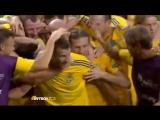 10 незабываемых голов сборной Украины под песню Селин Дион