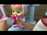 Сrying Babies 4 детей Рутина маленького блогера Катя Мама Outdoor Playground Fam