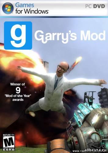 The Revolution garry's mod + Garry's mod Client 2.0