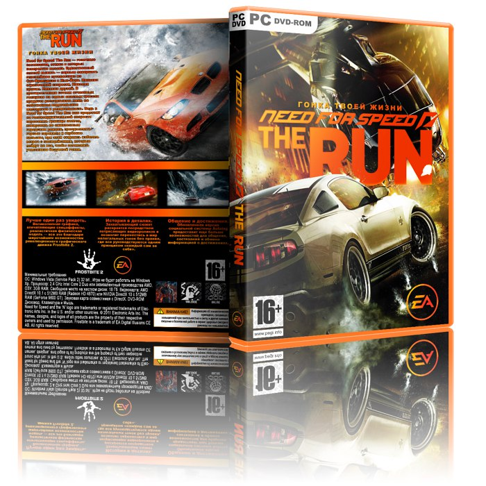 Need for Speed: The Run Limited Edition (Electronic Arts) (Rus|Multi3)