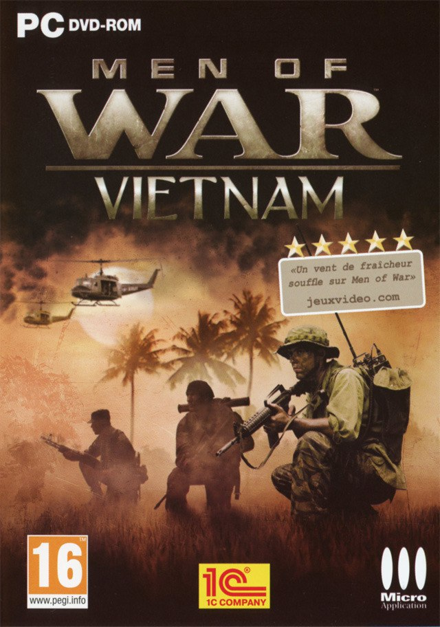 Диверсанты Вьетнам Men of War Vietnam (2011) PC