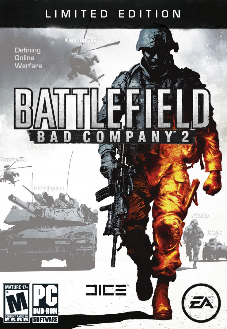 Battlefield Bad Company 2 Limited Edition (Rus/Eng) [v.795745/RePack]