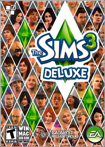 The Sims 3: Deluxe Edition v.4.1.1. + Store (2011) РС | Lossless Repack от R.G. Catalyst