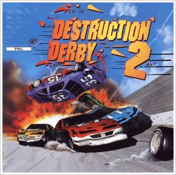 [PSONE] DESTRUCTION DERBY 2