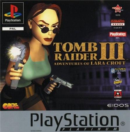 [PSONE] TOMB RAIDER 3
