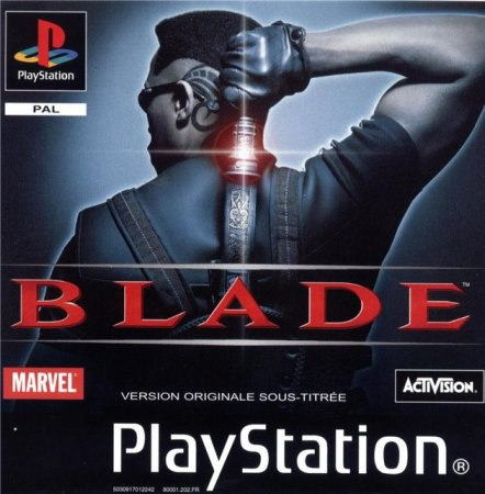[PSONE] BLADE