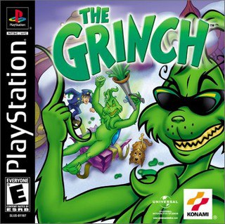 ГРИНЧ / THE GRINCH (2000) PS1
