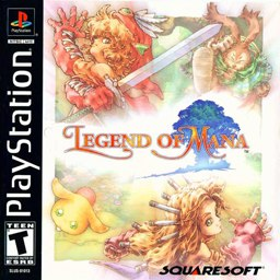 [PSone] Legend Of Mana [2000, Action RPG]