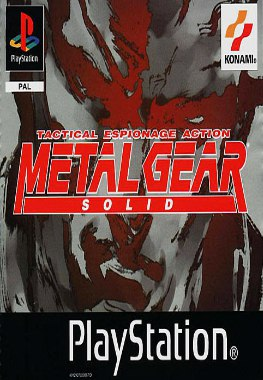 [PS1] Metal Gear Solid [RUS]