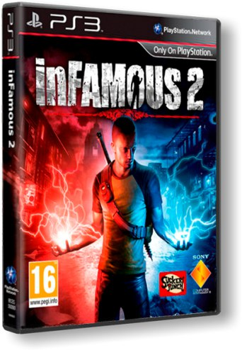 inFamous 2 (2011/PS3/Rus)