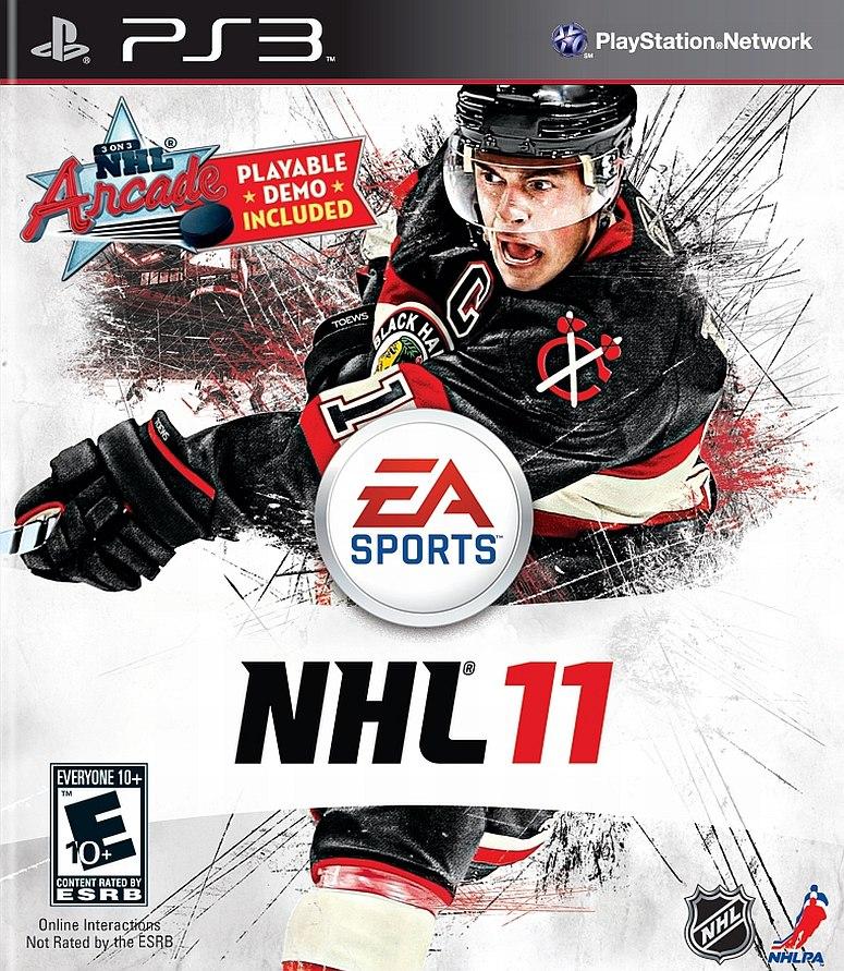 NHL 11 (2011/PS3/RUS)