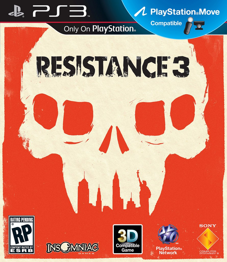 Resistance 3 [Demo] (2011/PS3/Eng)