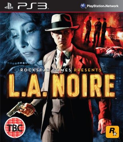 L.A. Noire (2011/PS3/Eng)