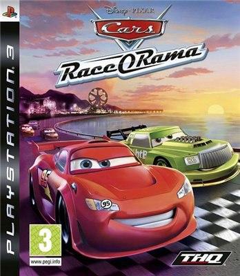 Cars Race-O-Rama/Тачки (2009/PS3/ENG)