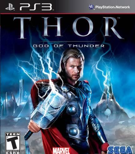 Thor: God of Thunder (2011/PS3/Eng)