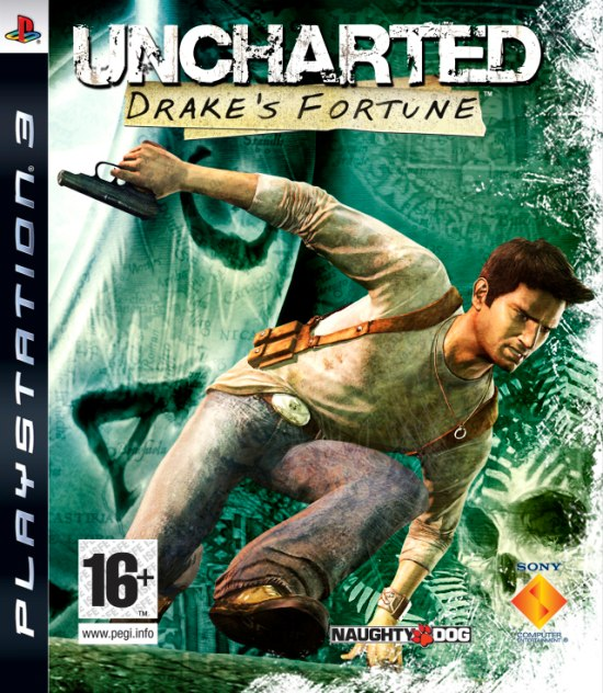 Uncharted: Drake's Fortune (2007/PS3/RUS)