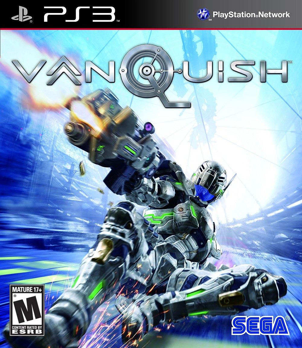 Vanquish (2010/PS3/Eng)