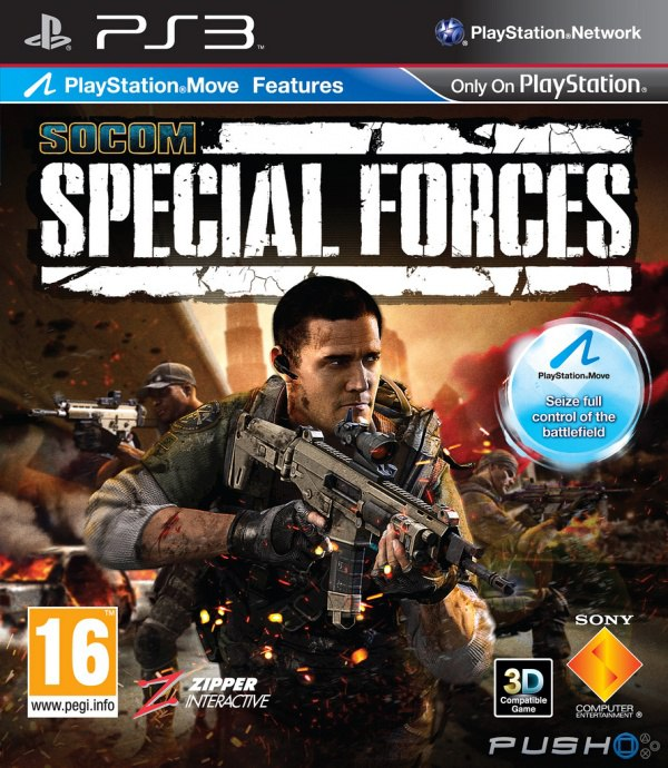 SOCOM: Special Forces (2011/RS3/RUS)