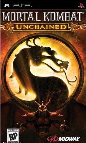 Mortal Kombat: Unchained (2006/PSP/Eng)