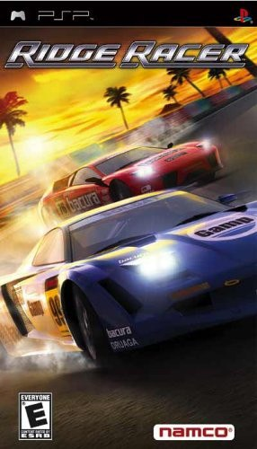 Ridge Racer (2005/PSP/ENG)