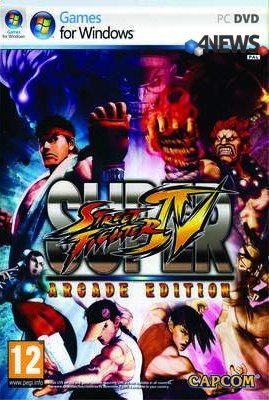 Super Street Fighter IV: Arcade Edition [2011, Arcade (Fighting) / 3D, ENG/RUS]