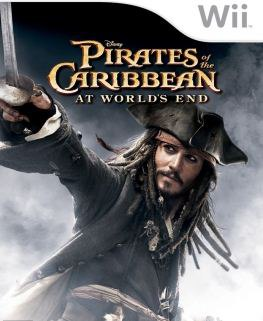 [Wii] Pirates Of The Caribbean: At World's End [MULTI 5][PAL] (2007)