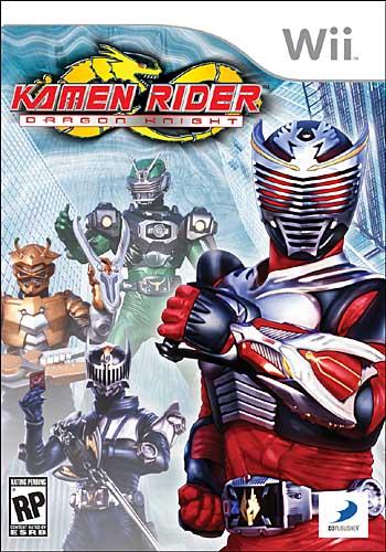 [Wii] Kamen Rider Dragon Knight [ENG][NTSC] (2009)