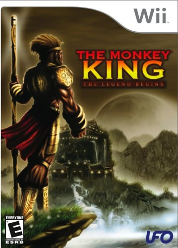 [Wii] The Monkey King: The Legend Begins [ENG][NTSC]