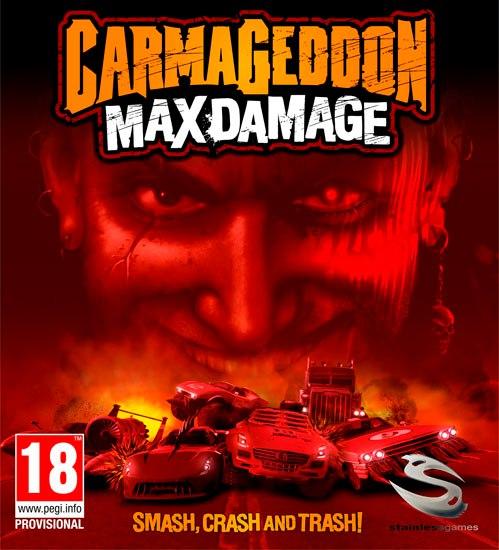 Carmageddon: Max Damage [Update 3 + 1 DLC] (2016) PC | RePack от xatab