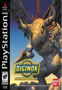 [PS] Digimon World 1,2,3 [Eng]