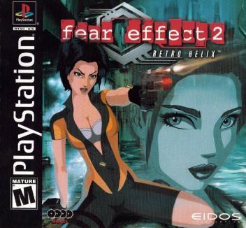 Fear Effect 2 Retro Helix (2001) [NTSC][RUS]
