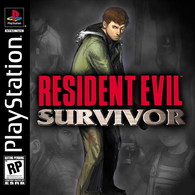 [PS1] Resident Evil: Survivor (2000) RUS