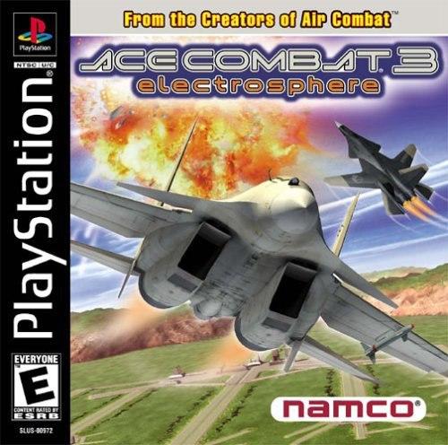 [PSX] Ace Combat 3 (GAME PSOne)