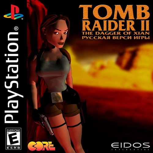 [PS] Tomb Raider II [1997][Лисы][Full RUS]