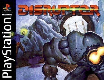 [PS] Disruptor [1996, Eng, Action]