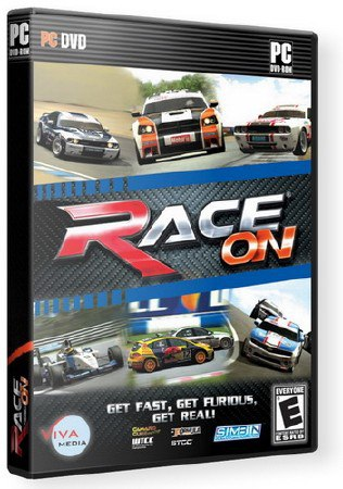 Race on (2009) PC | RePack