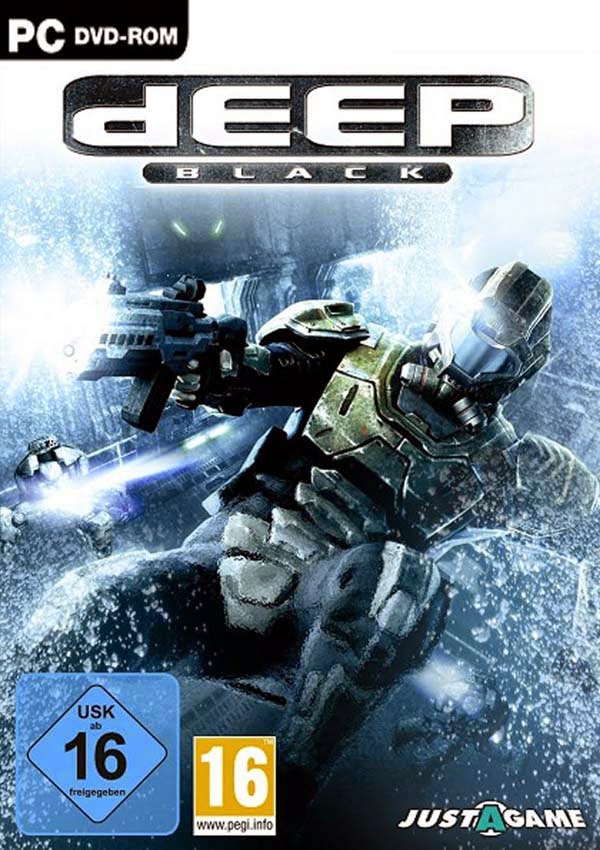 Deep Black [Update 1] (2011) PC | Repack