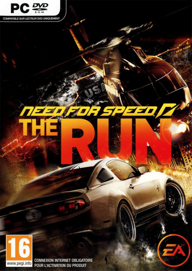 Need for Speed: The Run Репак от TeamNFSClub