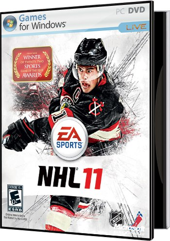 NHL 11 (Лицензия / РС / Electronic Arts / 2011)