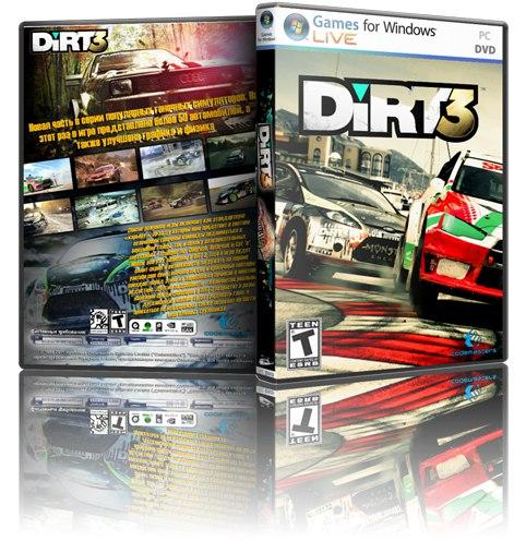 DiRT 3 + DLC (Бука) (RUS \ ENG) [Repack]