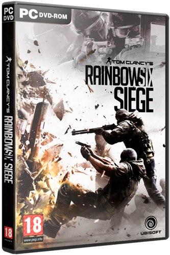 Tom Clancy's Rainbow Six: Siege [v.5.2 u31 + 5 DLC] (2015) PC | RePack от =nemos=