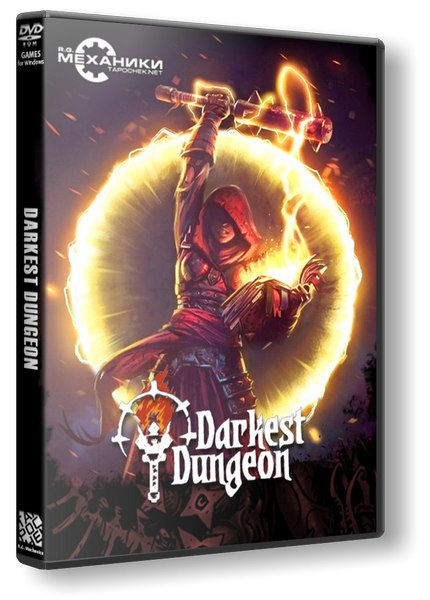 Darkest Dungeon (2016) PC | RePack от R.G. Механики